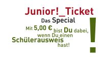Hinweis Junior!_Ticket