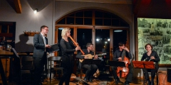 The Playfords bei der Brauhaussession in Bad Köstritz am 12.10.2018